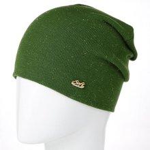 Шапка L19006 зеленый