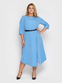 Платье Патриция голубое 133504
