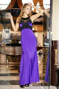 Платье Кассандра -лиловый