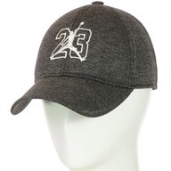 Бейсболка BDH18012 темно-серый