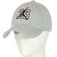 Бейсболка BDH18012 светло-серый