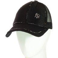 Бейсболка женская 42018-4 черный