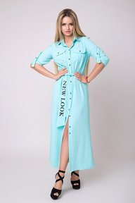Платье-Рубашка Лимана