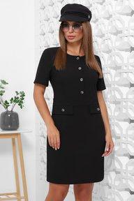 Платье 1843 черный