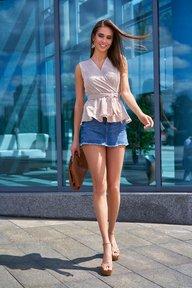 Блуза Велия М20 М1