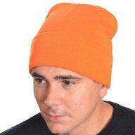 Шапка L19001 оранжевый