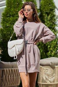 Платье-худи Ирсана М20 009 М2
