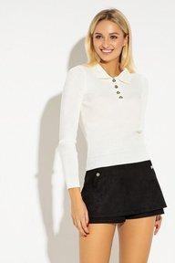 Женская рубашка-поло Ада 8634
