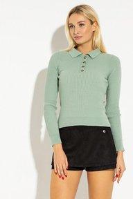 Женская рубашка-поло Асли 8635