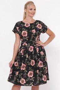 Платье Лорен Маки черное 1189233