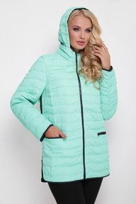 Куртка Нонна лазурь 400603
