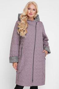 Женская демисезонная куртка Косуха светло-серое 400102