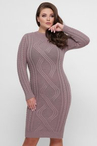 Платье орнамент беж 353301