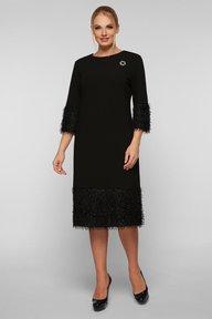 Платье Тереза черное 125005
