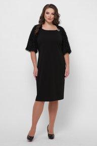 Платье Джаз черное 125301