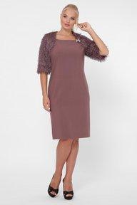 Платье Джаз шоколад 125304