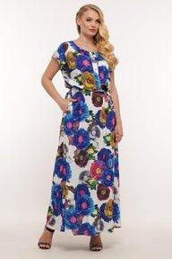 Платье Влада цветы 1153221