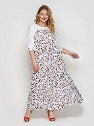 Платье Росава флора 127508