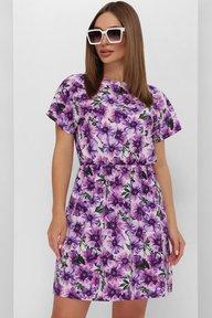 Платье 1891 фиолетовый