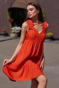 Платье Оранж М21 оранжевый 011