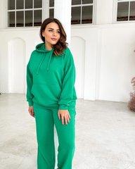 Костюм Джус зеленый брюки+худи 018_290230