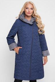 Женская демисезонная куртка Косуха синее 400103