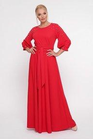 Платье Вивьен Красное 116815