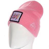 Шапка LD21209 розовый