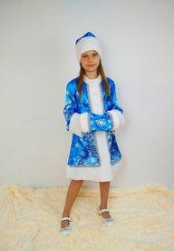Костюм Снегурочка молодежная