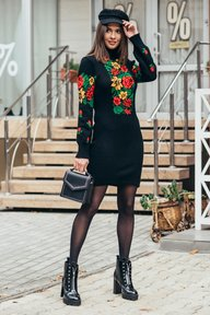 Платье Рябина
