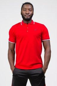 Мужская футболка, красная