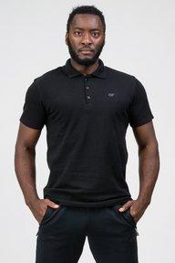 Мужская футболка, черная