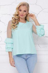 Блуза Индиго