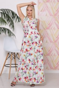 Платье Лагуна св.салатовый