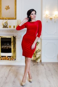 Платье Амалия
