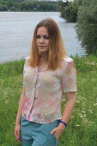 Блуза 5 Распродажа