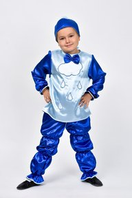 Карнавальный костюм тучка-дождик