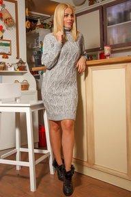 Вязаное платье Темми
