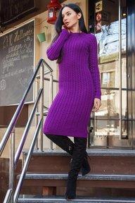 Вязаное платье Руби