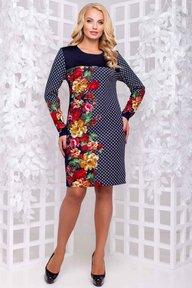 Платье 1065-1.2857