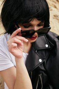 Квадратные солнцезащитные очки 1371.4132