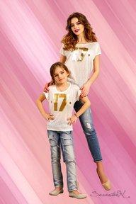 Детская футболка 598.1231+А