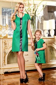 Детское платье-туника 566.1137