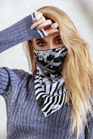 Купить шейный платок-маска