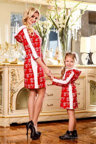 Детское платье 569.1133