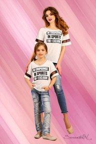 Детская футболка 599.1238+А