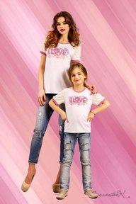 Детская футболка 595.1218+А
