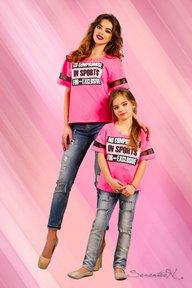 Детская футболка 599.1242+А